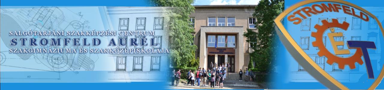 Stromfeld Aurél Szakközépiskola, Szakgimnázium